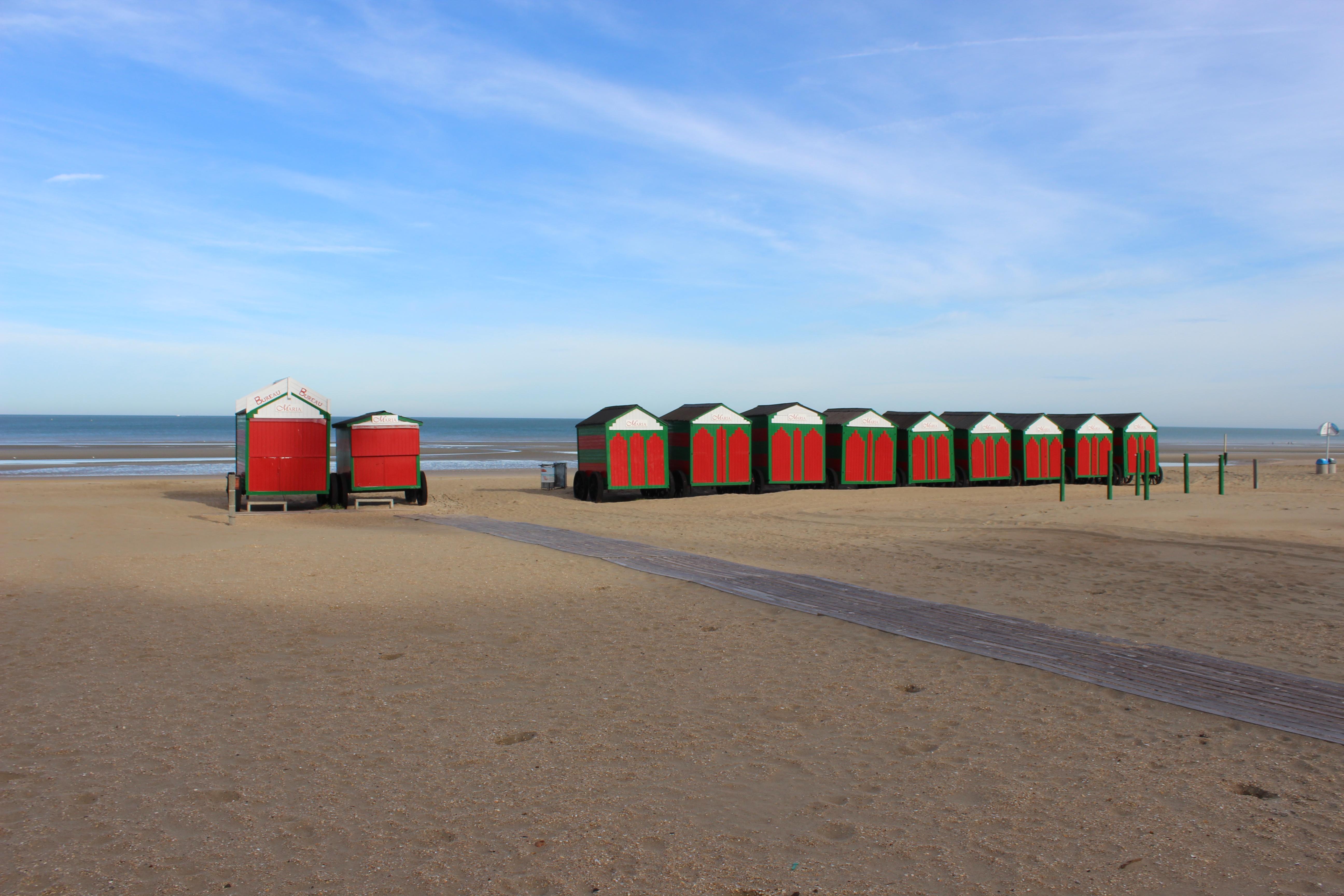 Die belgische Nordseeküste – früher, heute und morgen