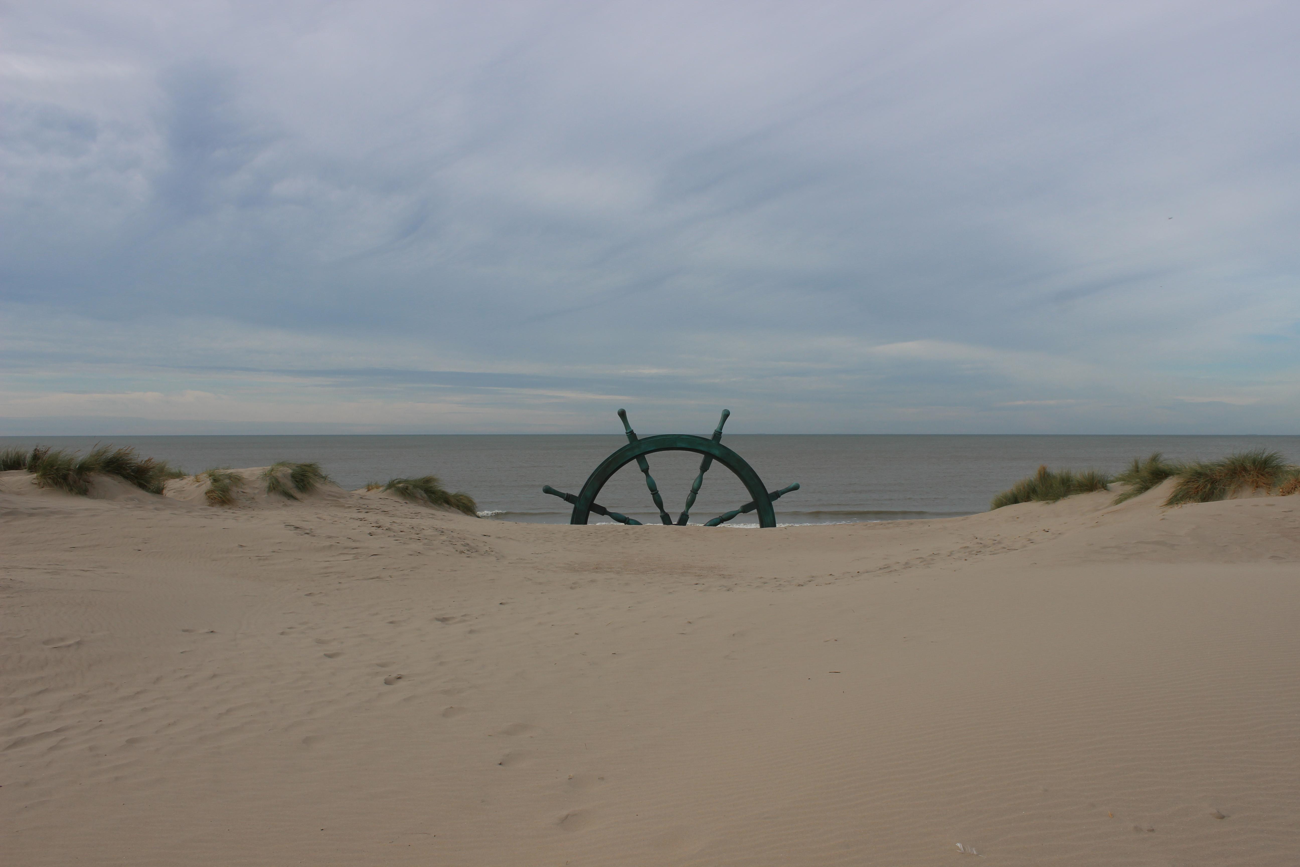 Dünen bis zur Küste