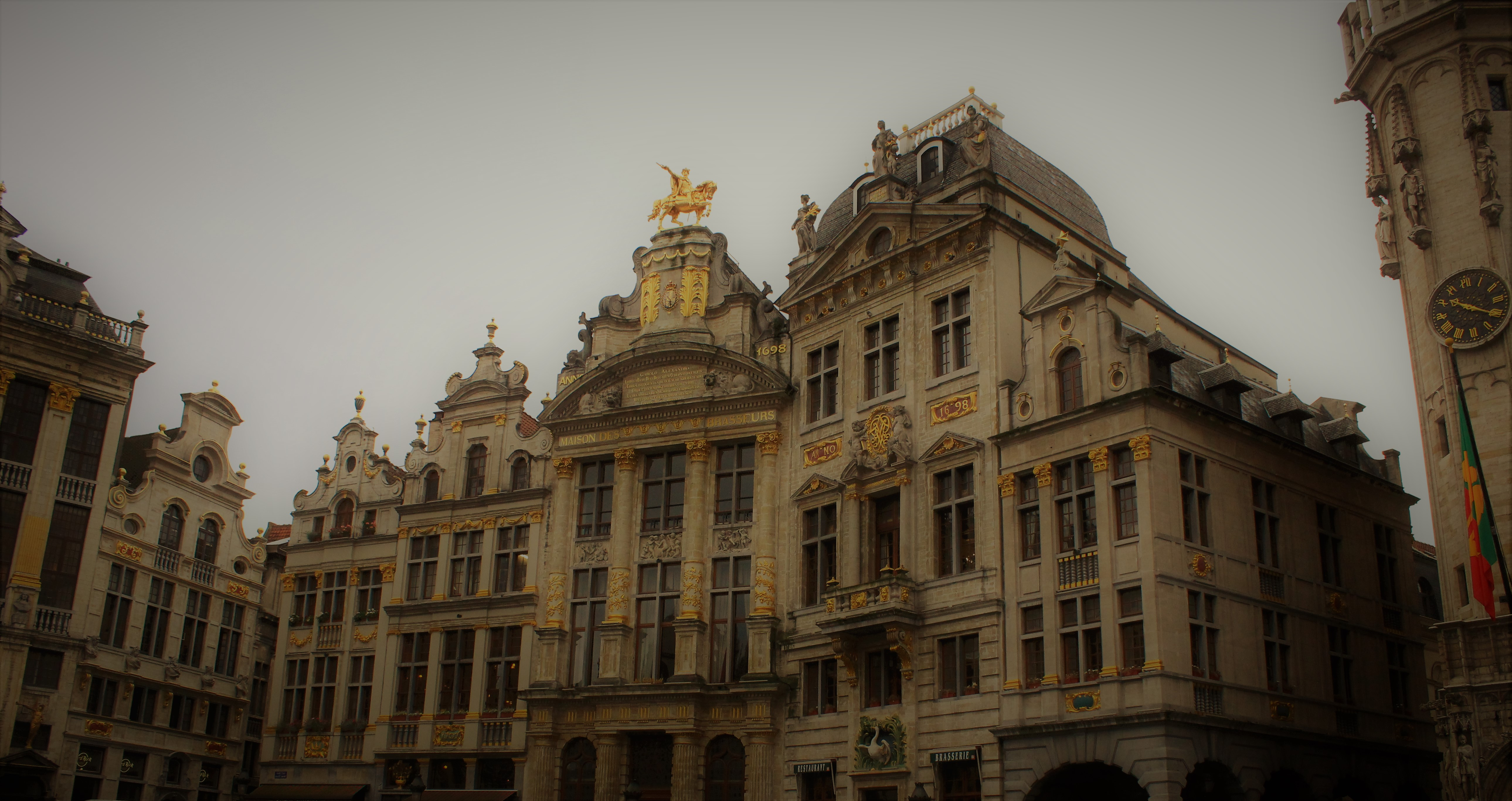 Die Grand Place – die schönste Bühne der Welt