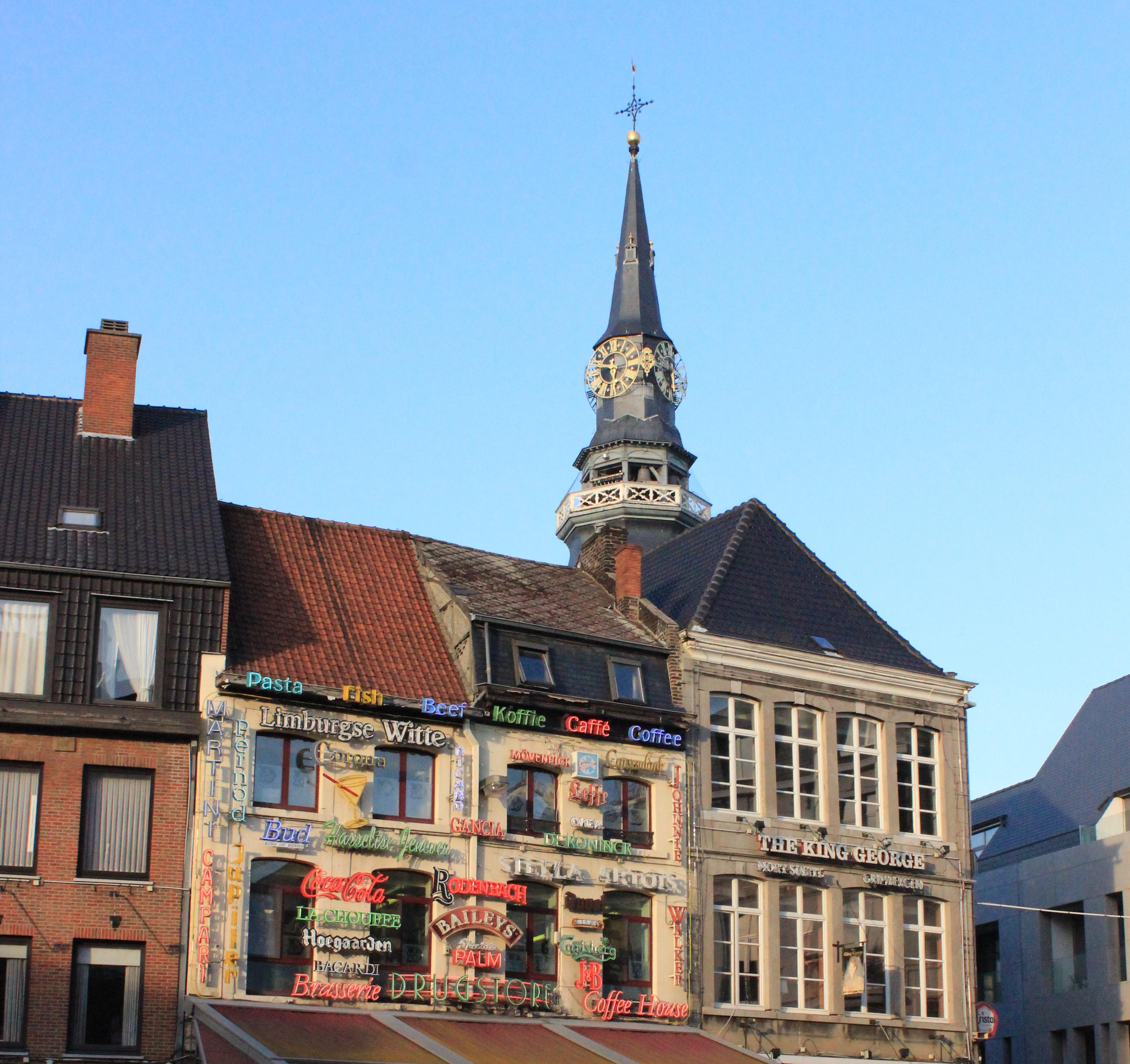Hasselt – die gemütliche Provinzhauptstadt