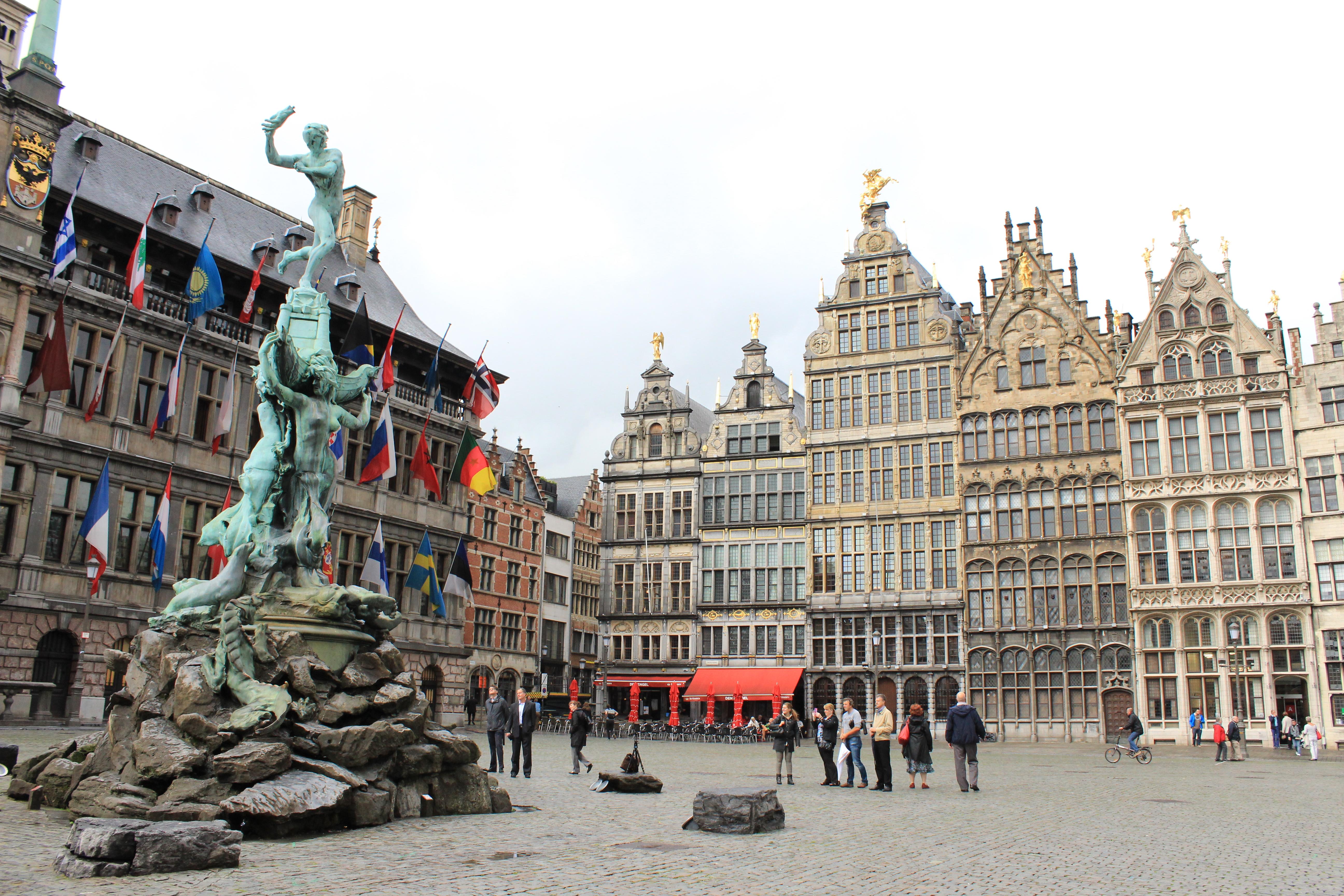 Antwerpen – eine alte Hafenstadt mit ganz viel Charme