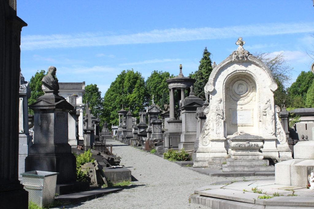 Friedhof von Laeken