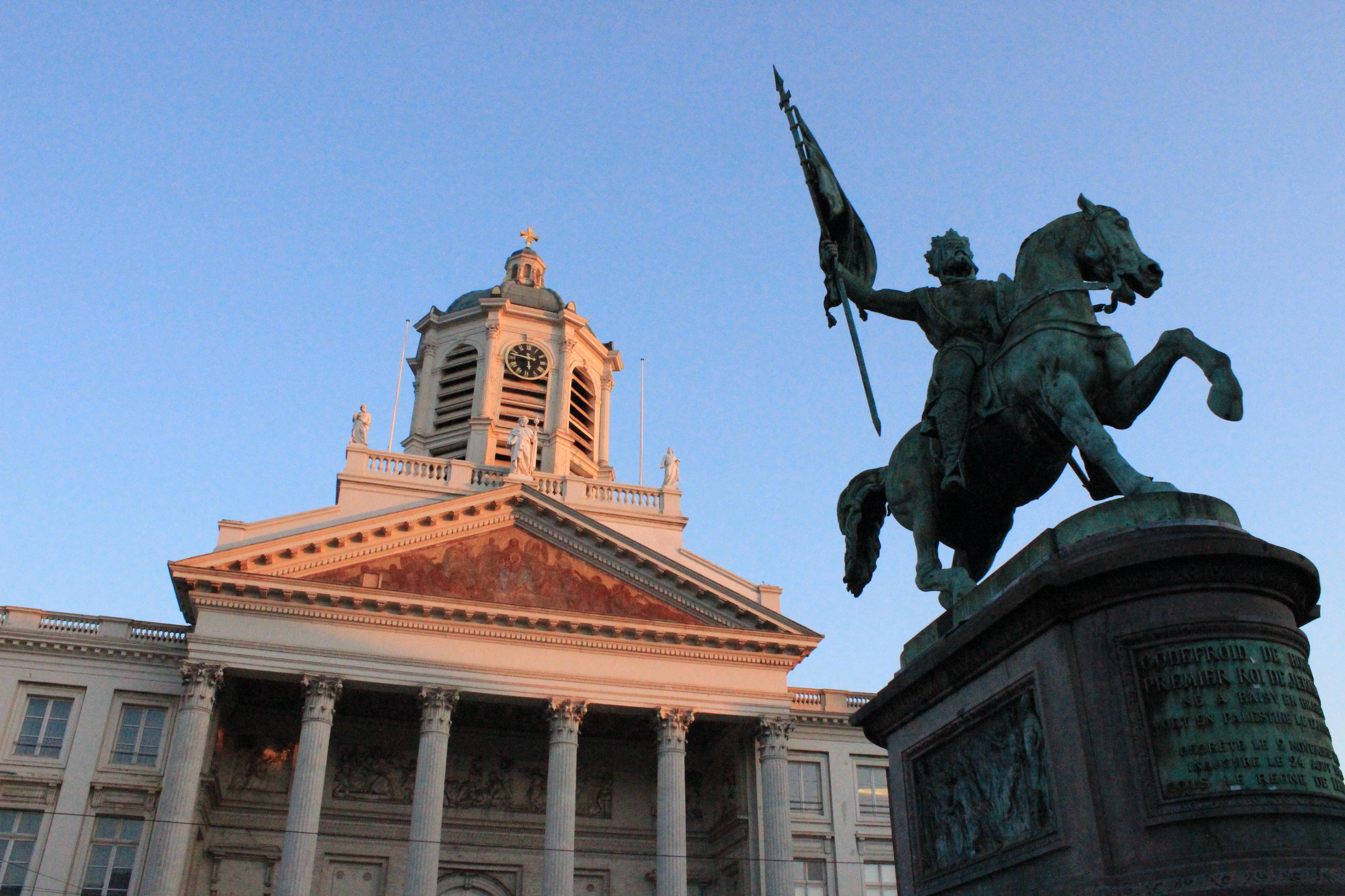 Brüssel – die Hauptstadt der Hauptstädte