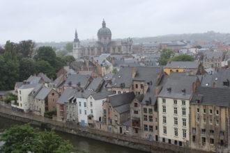 Sicht über Namur