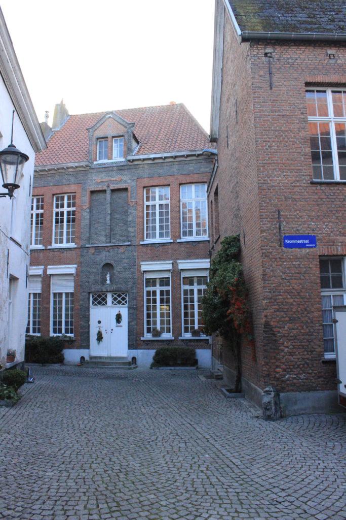 Beginenhof von Mechelen