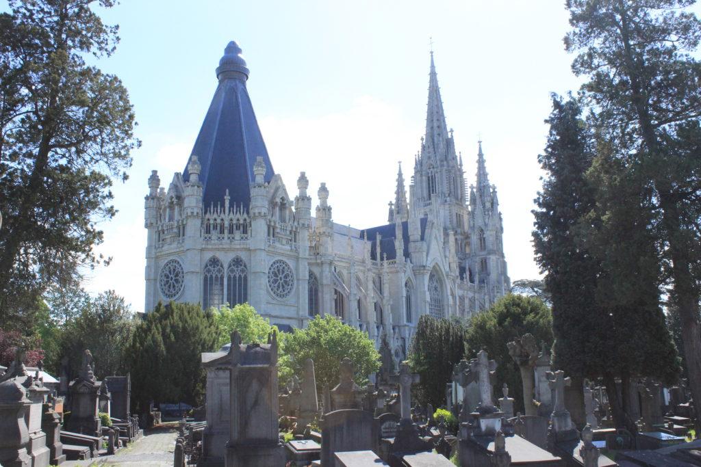 Die Kathedrale von Laeken