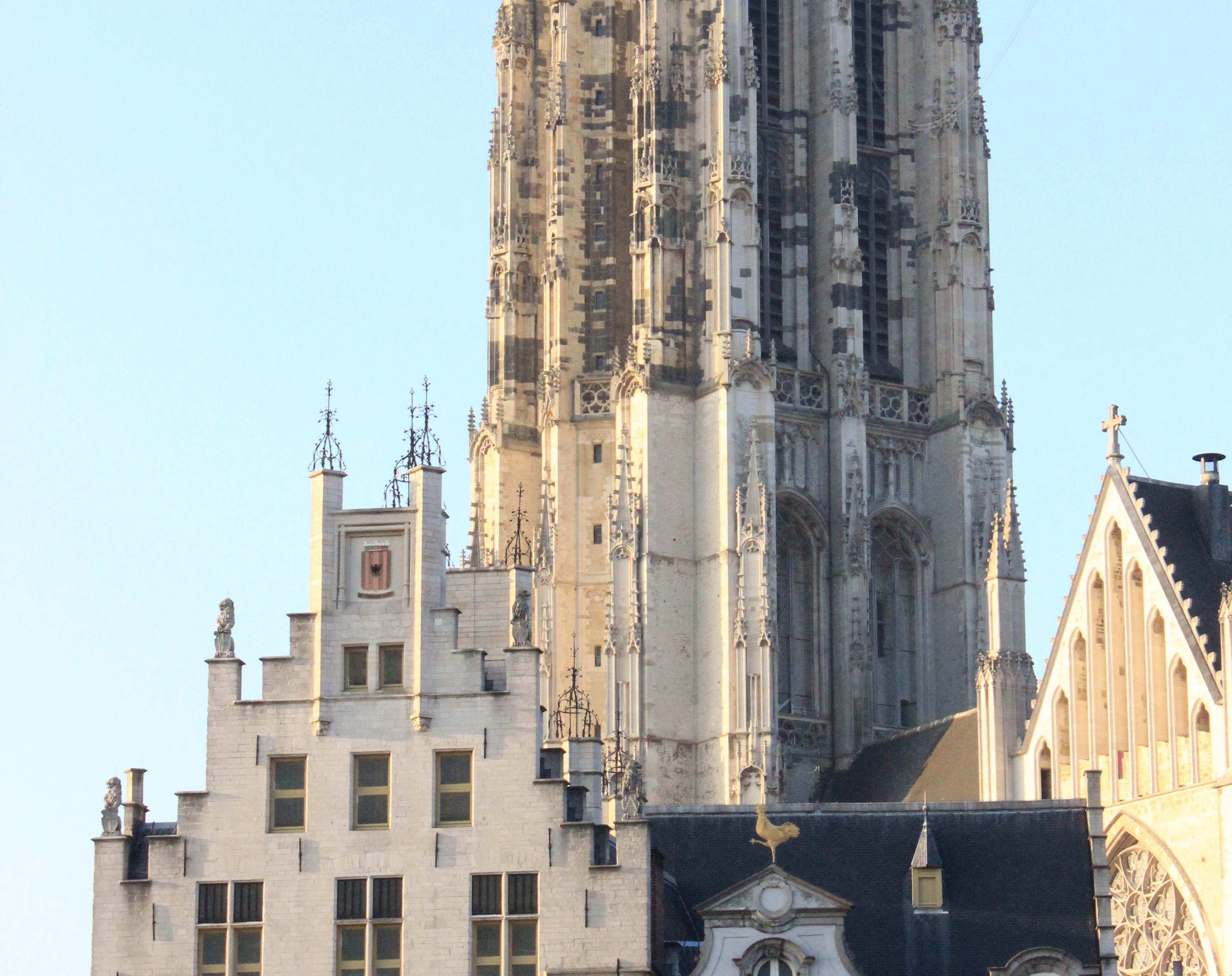 Mechelen – die kleine Stiefschwester von Antwerpen