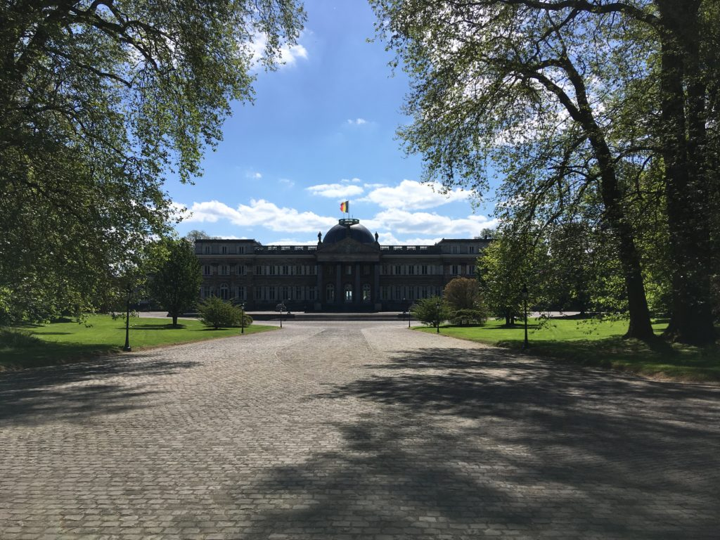 Schloss von Laeken