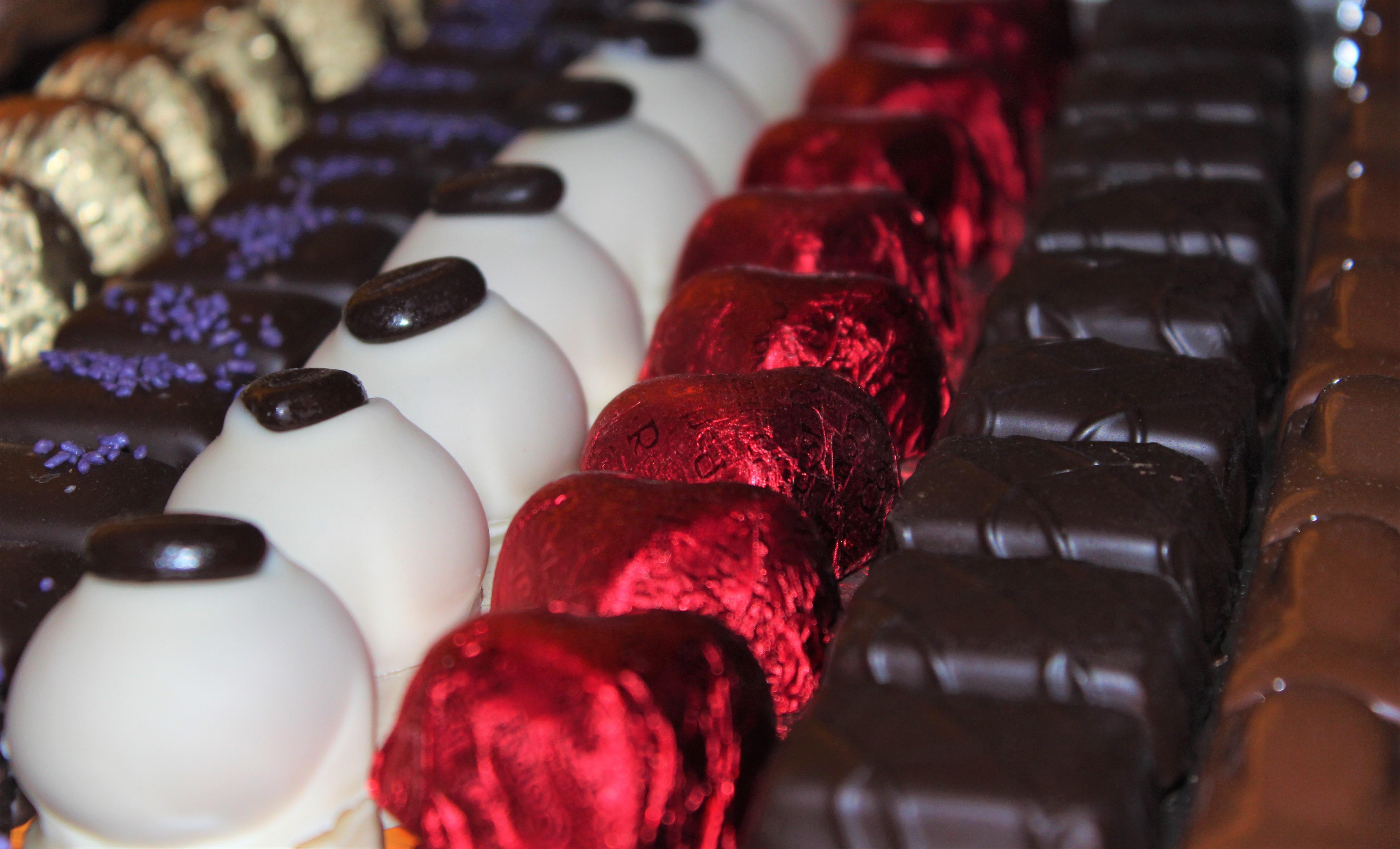 Belgische Pralinen – gekrönte Schokolade