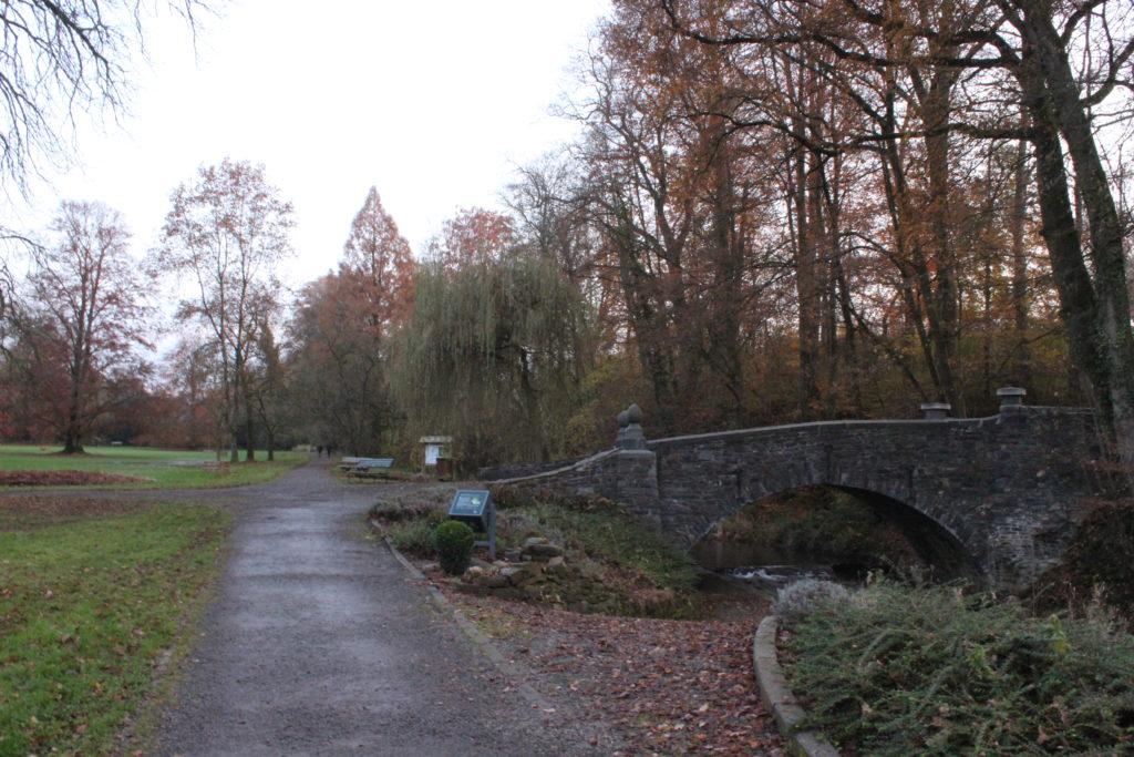Brücke Abtei