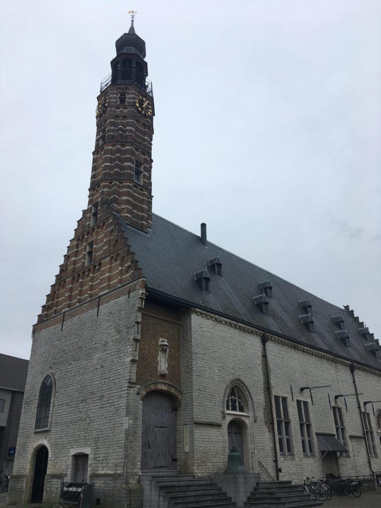 Ehemalige Tuchhalle in Herentals