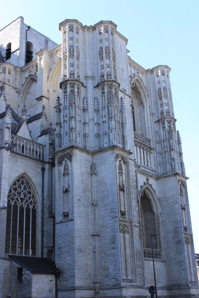 Kirchturm von Leuven