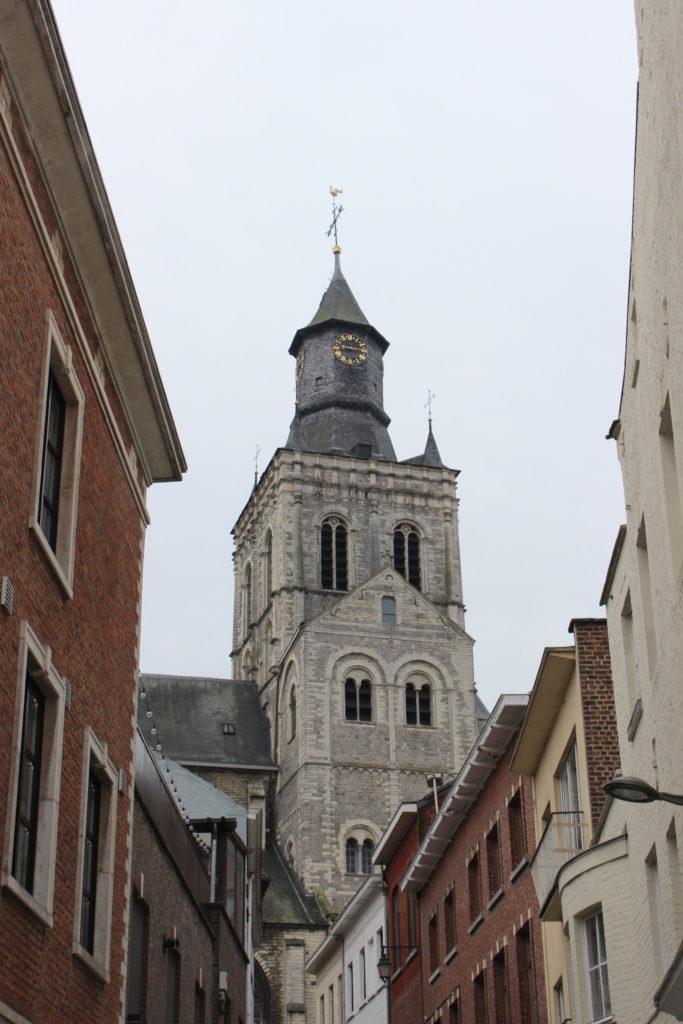Kirchturm von Tienen