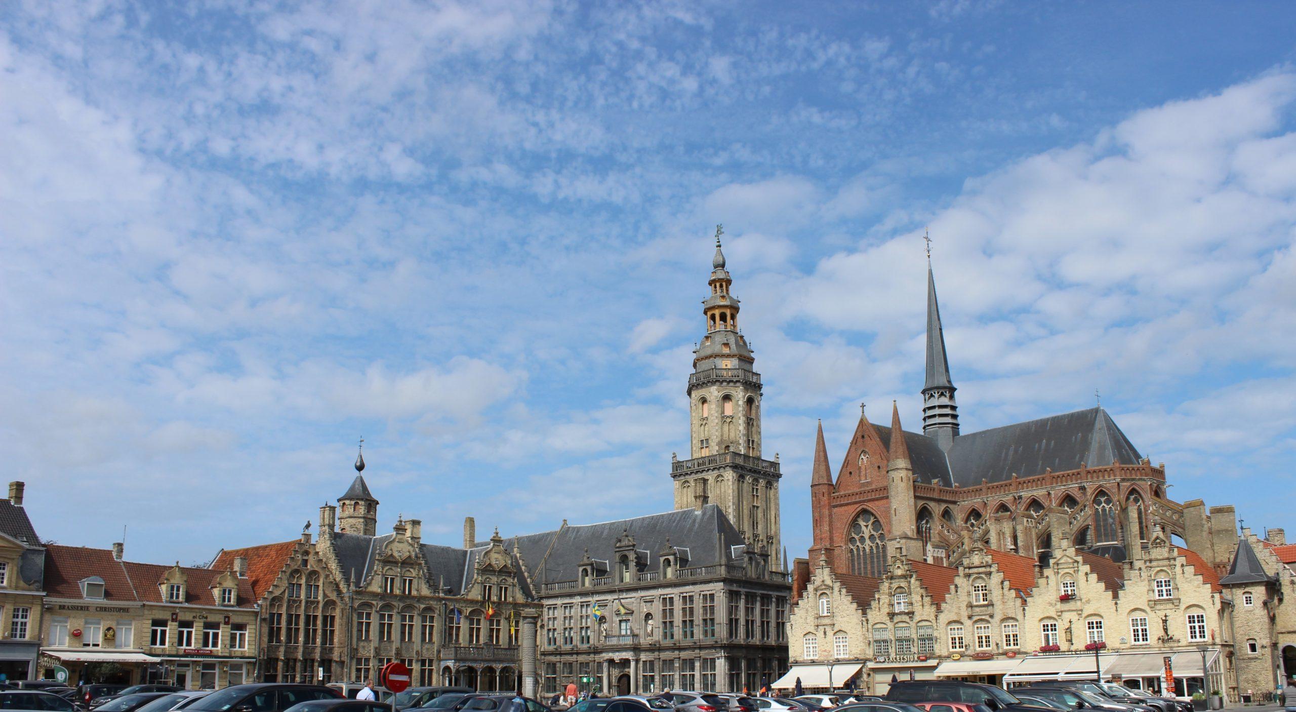 Die Belfriede in Flandern und der Wallonie – hohe Welterben