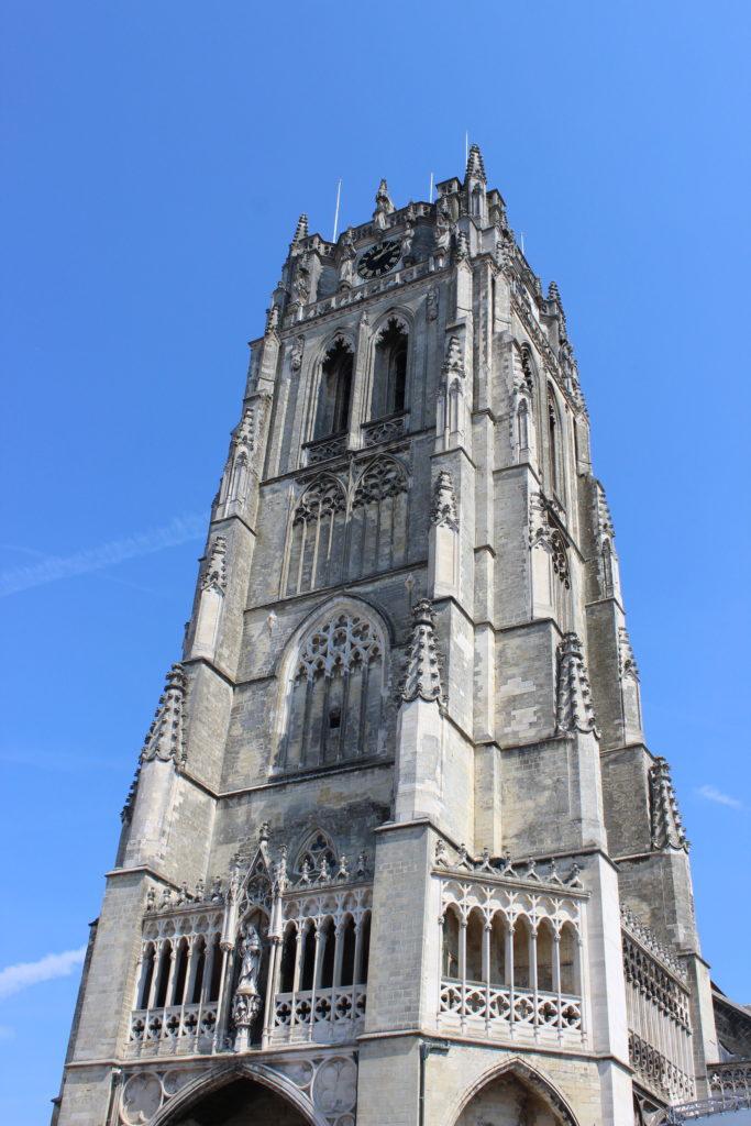 Kirchturm von Tongeren