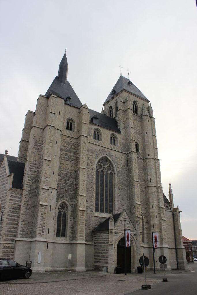 Kirchturm von Zoutleeuw
