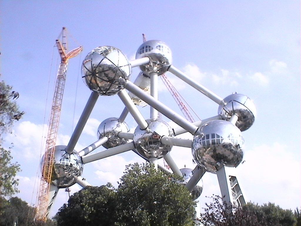 2005 waren die Renovierungsarbeiten schon fast abgeschlossen.