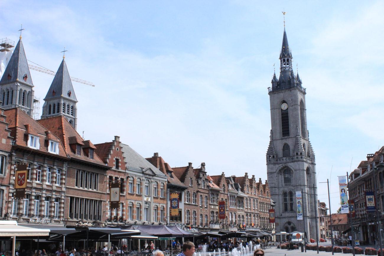 Tournai – Mit Türmen Geschichte erleben!