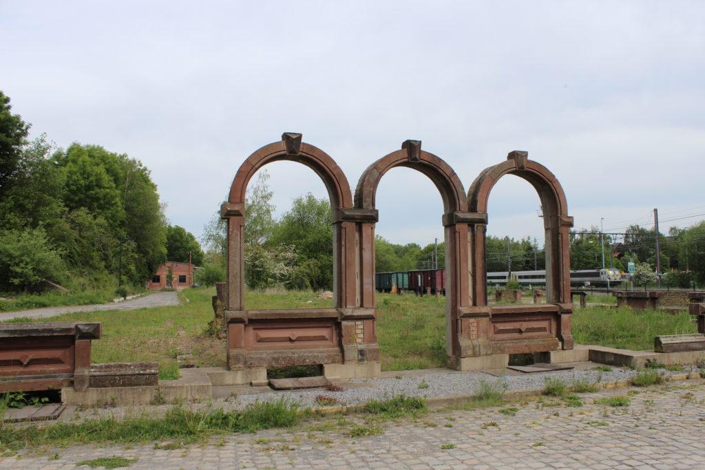 Ruienen Bahnhof Herbesthal