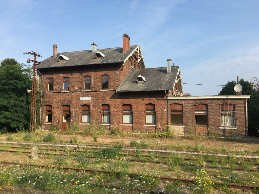 Bahnhof Raeren