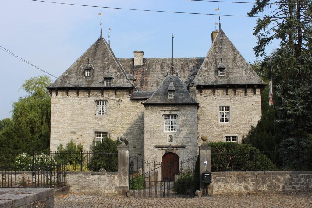 Schloss in Eynatten