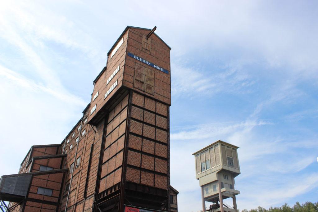 Bis in die 1980er wurde in Blegny noch Kohle aus der Erde befördert.