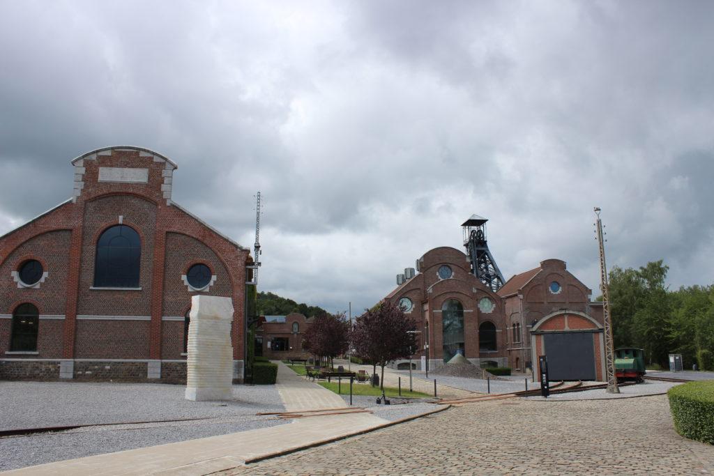 Titelbild Bergbaustätten der Wallonie