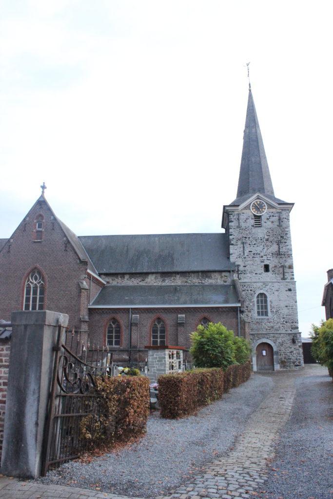 Kirche von Moelingen