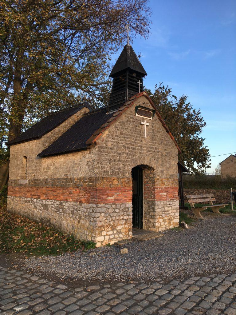 Steenboskapelletje